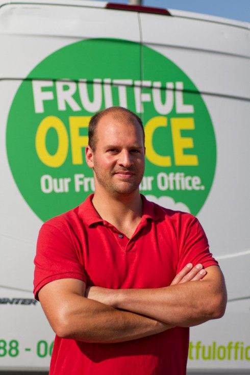 jacon Nawijn van Fruitful Office